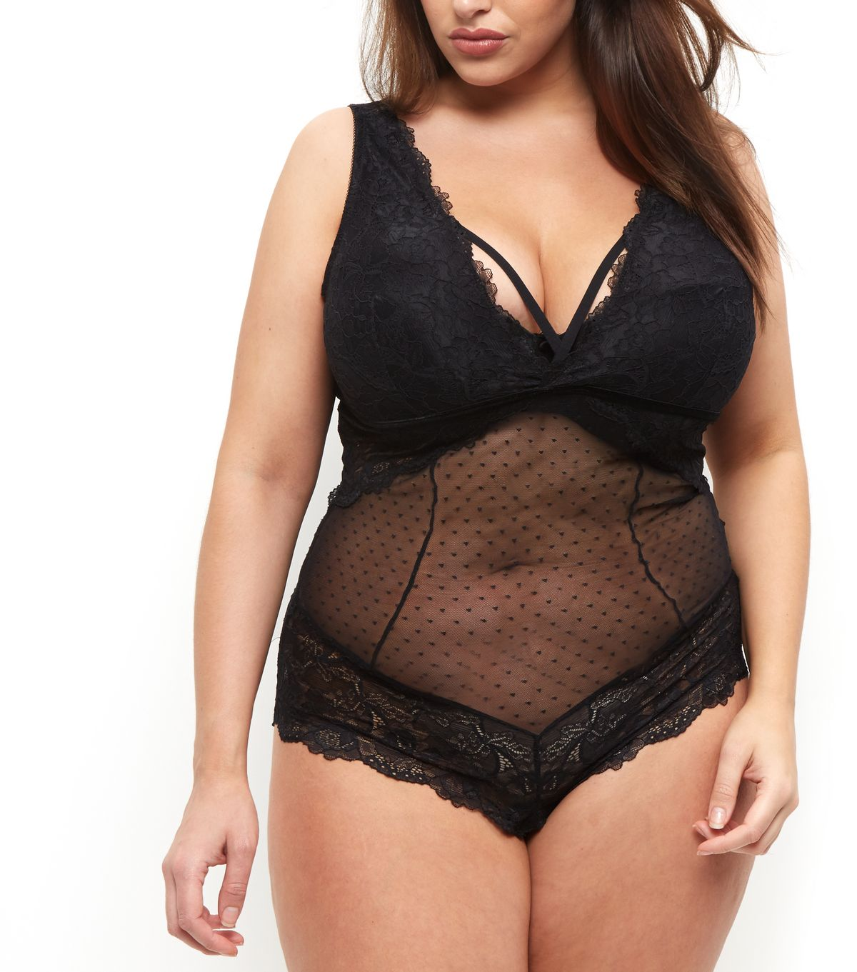 lingerie for plus sizes in uk
