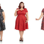 autumn vintage dresses