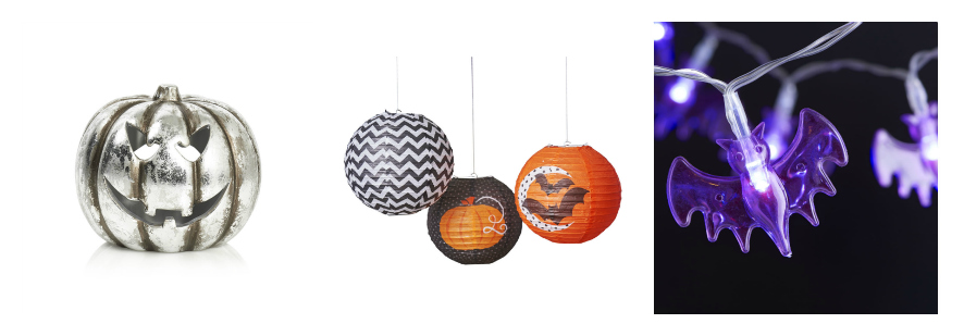 wilko Halloween Homeware