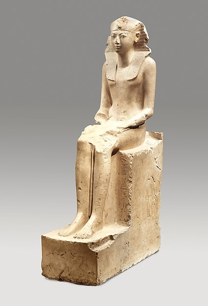 Plus Size Women Throughout History: Hatshepsut