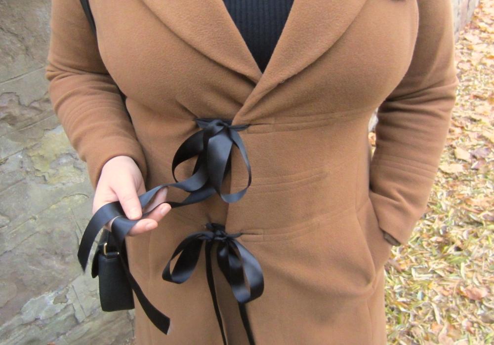 Plus Size Winter Coat DIY