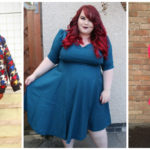 Plus Size Babes Rocking Brights in Autumn