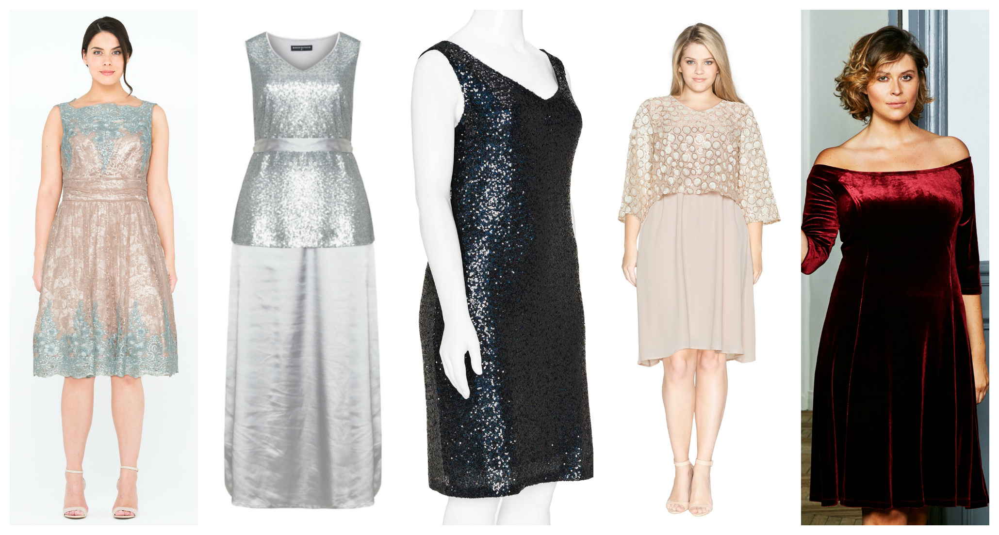 Christmas Day Dresses from Navabi