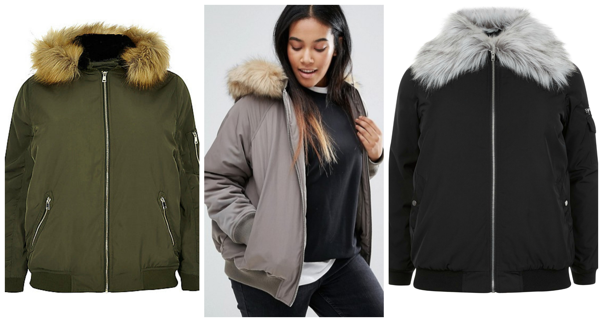 The Perfect Plus Size Winter Coats