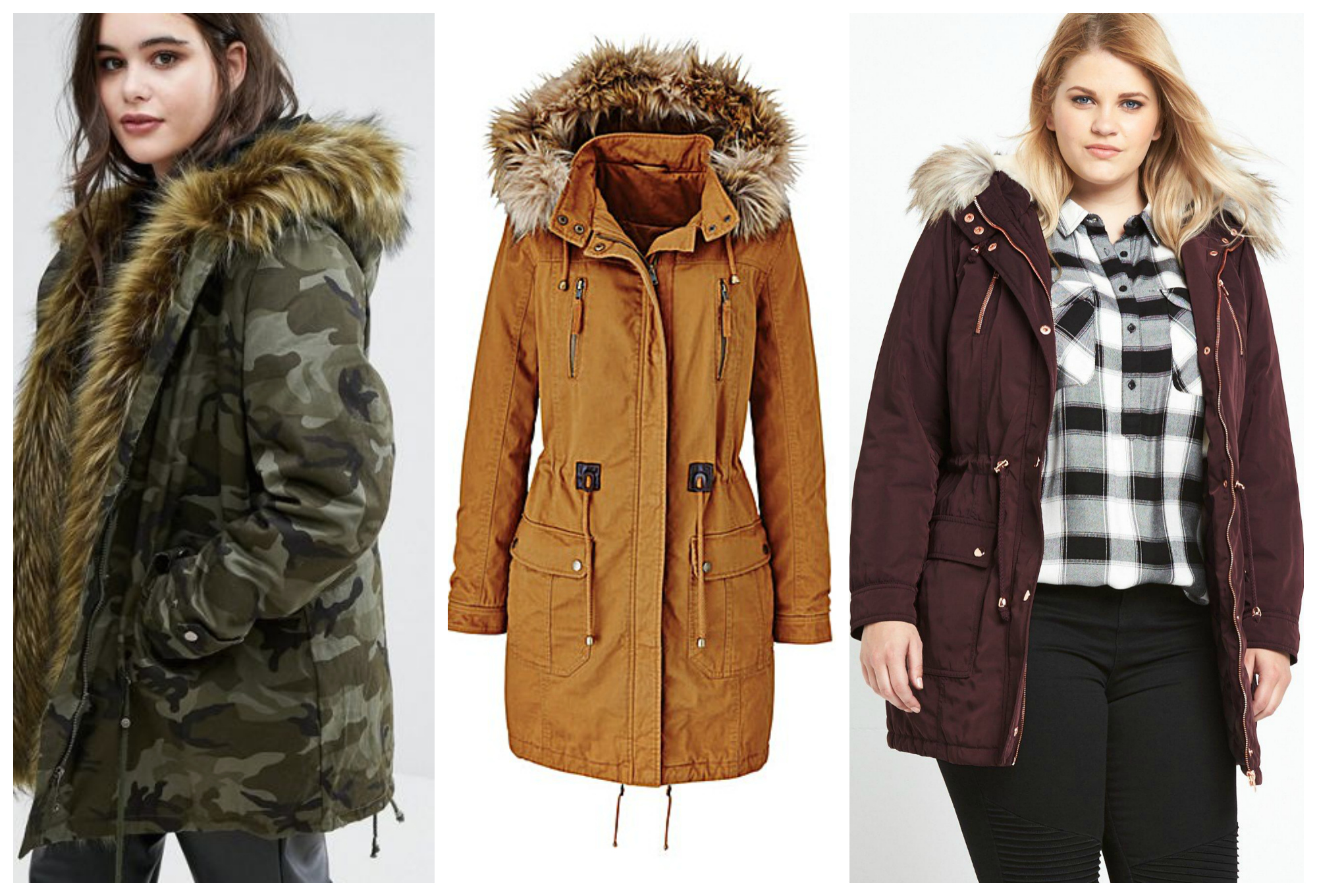 the perfect plus size winter coats - she might be magazine