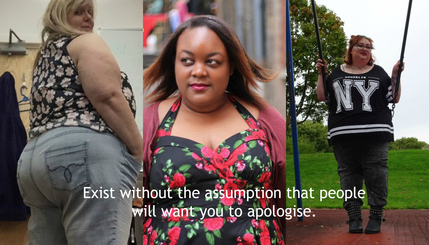 Why I Am NOT 'Unapologetically' Fat