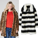 Plus Sized Faux Fur Jackets