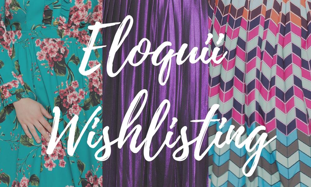 Eloquii Wishlisting