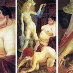 Plus Size Women Throughout History: Neue Sachlichkeit Women