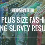 UK Plus Size Fashion Brands Sizing survey results