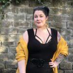 Plus Size Style Vixen Curves Harness Bra