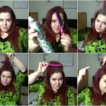 Barrel Roll Hair Tutorial