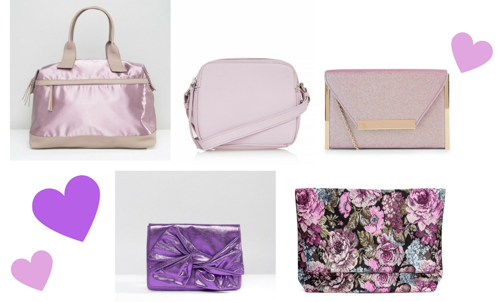 SS17 Bags Purple