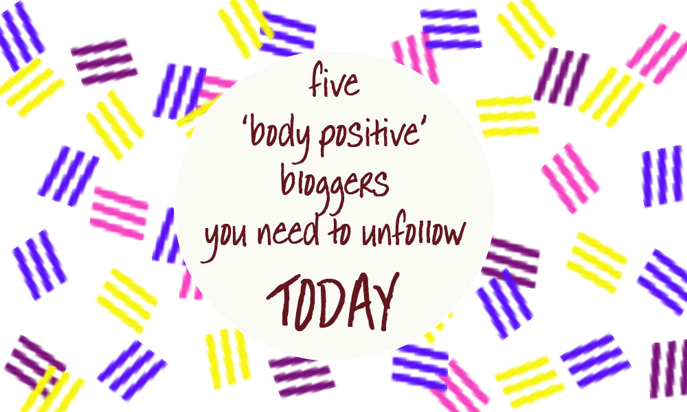 unfollow bloggers