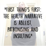 the health narrative