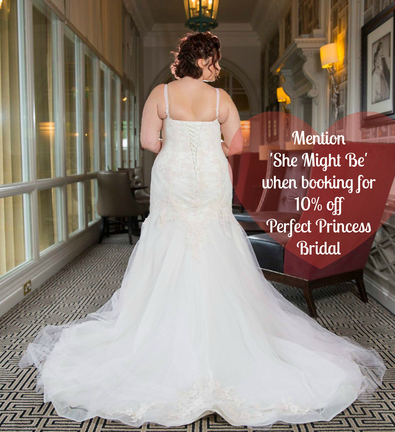 perfect princess bridal discount code