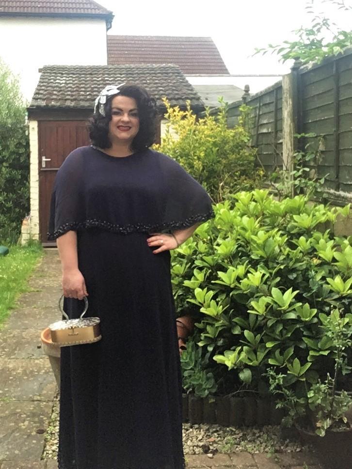 Carolyn dress 3