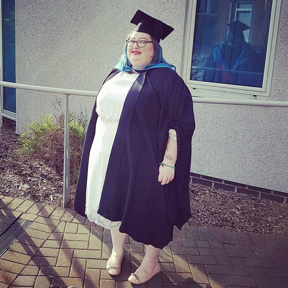 My Big Fat Graduation - She Might Be Magazine