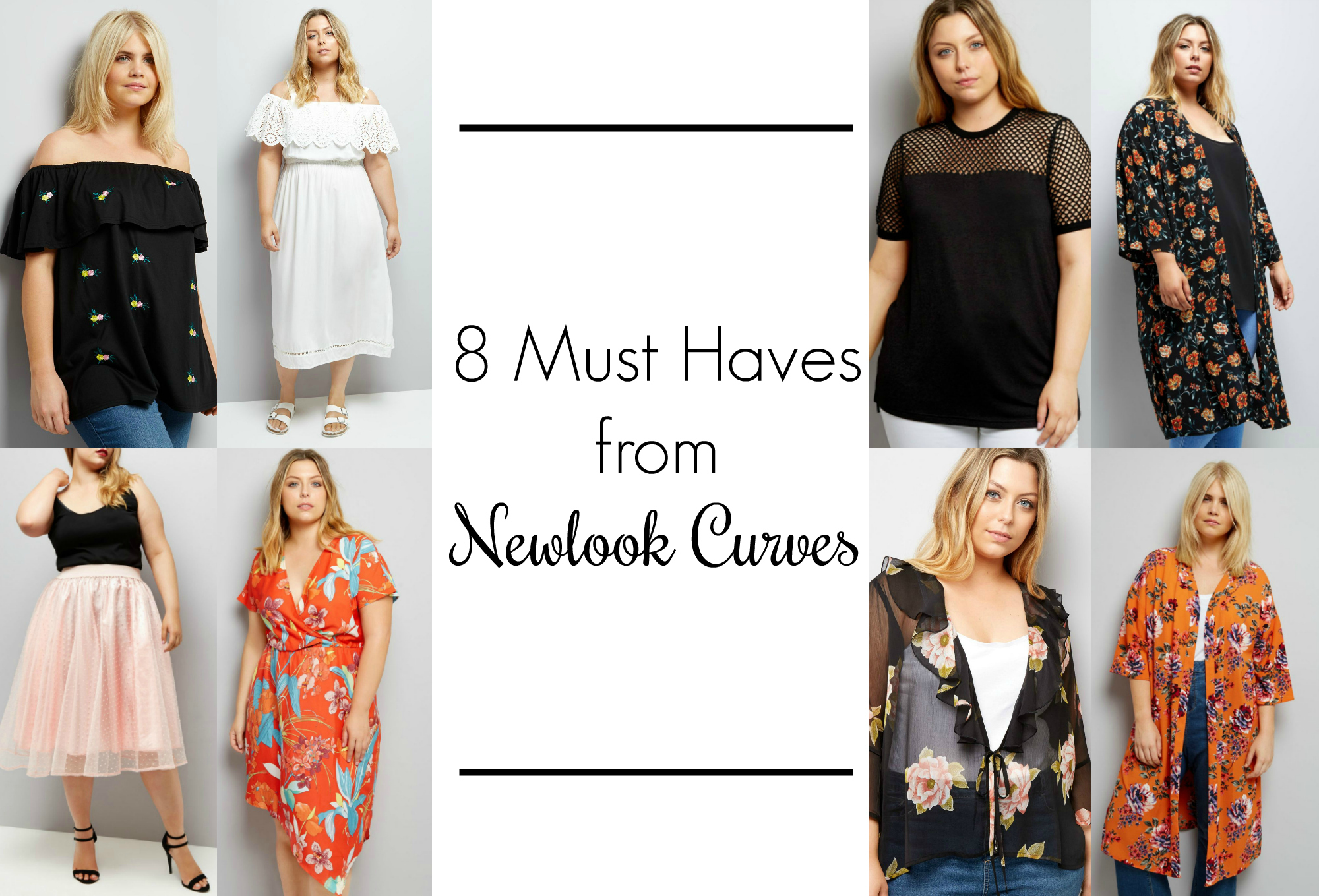 newlook curves