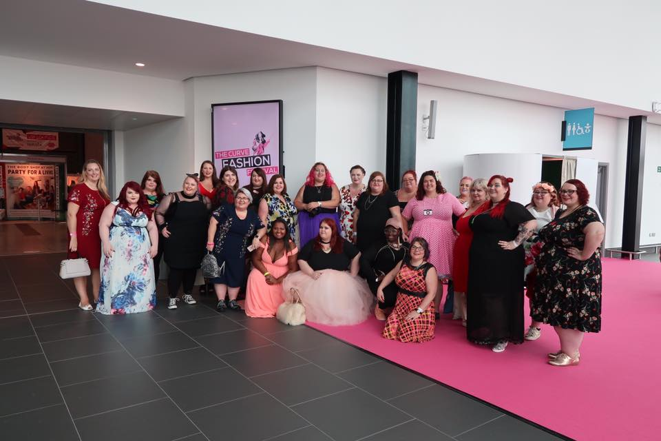 Plus Size Events