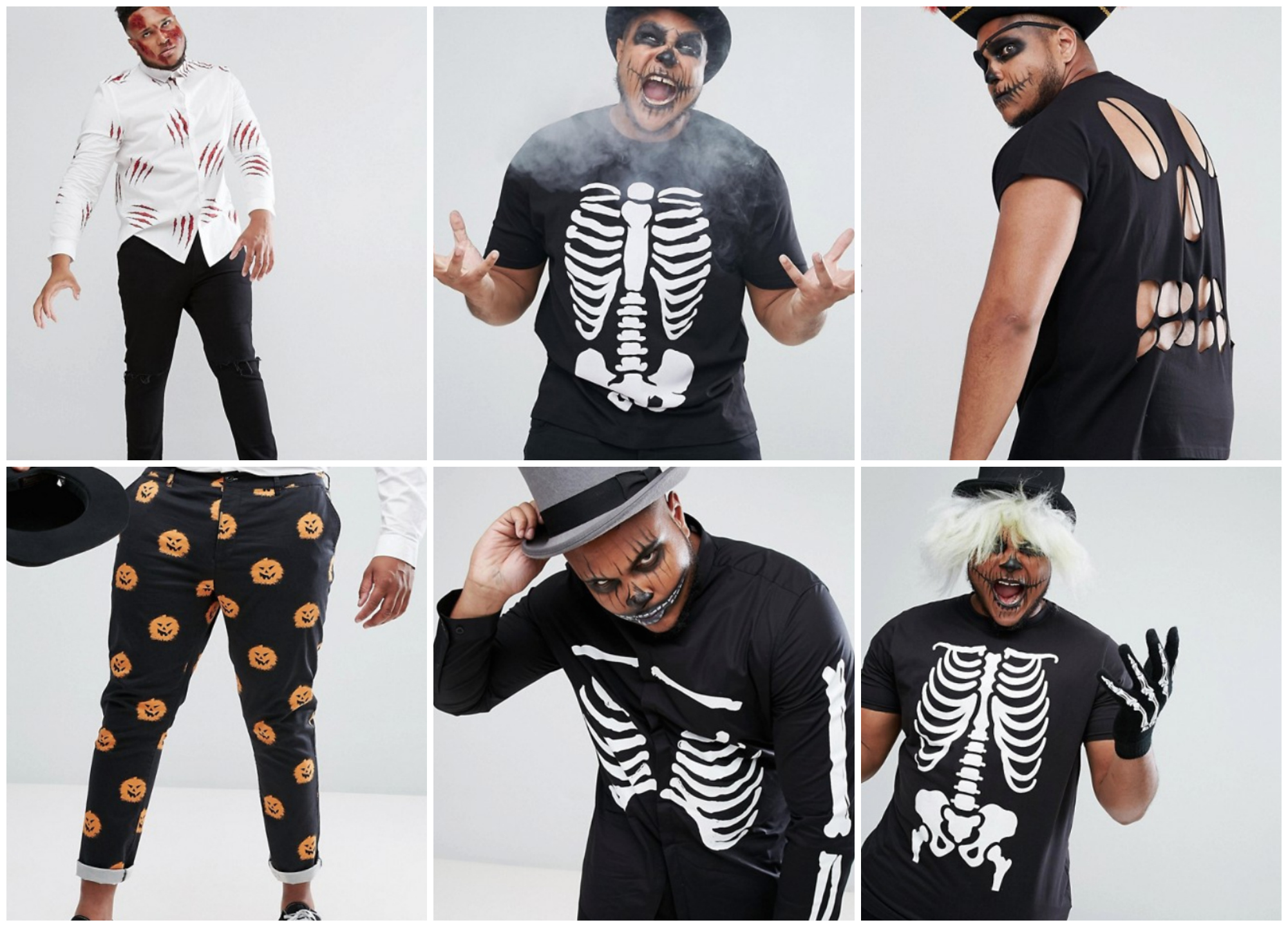 Halloween Clothes for Men