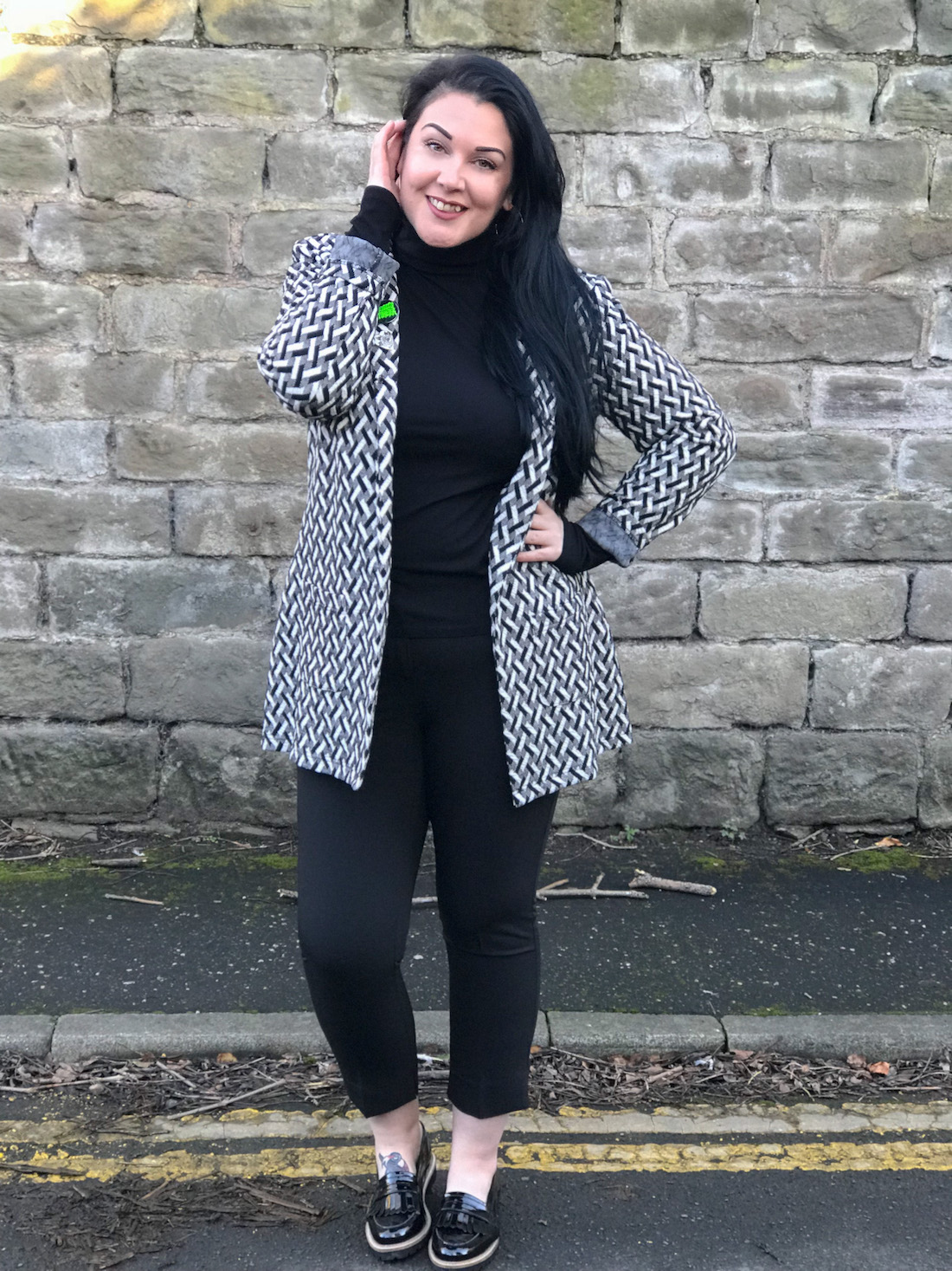 Smart Casual Plus Size Outfit from Damart