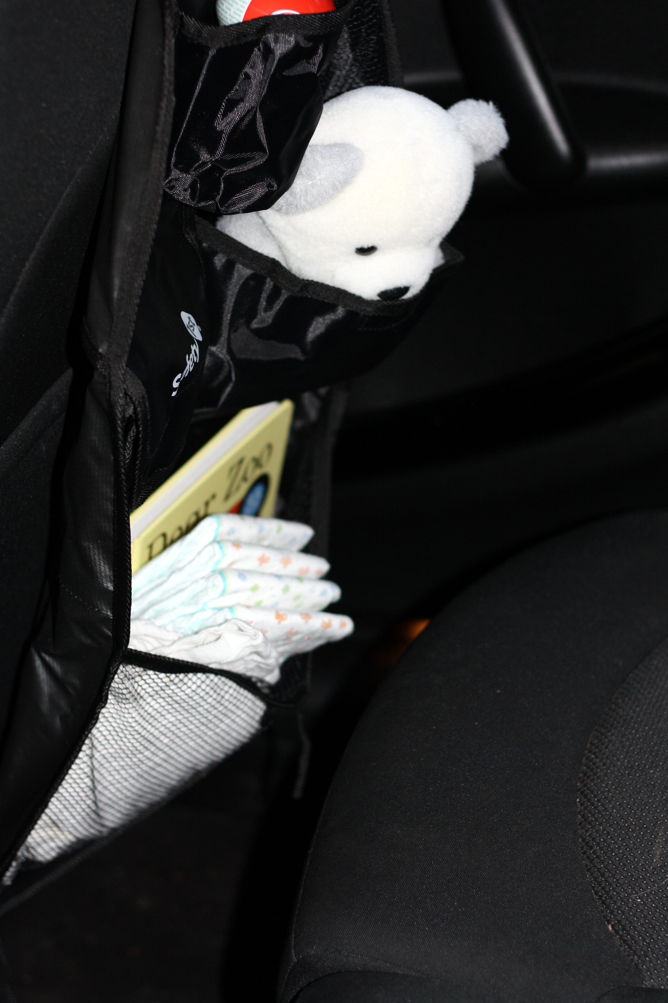 A Back Seat Organiser
