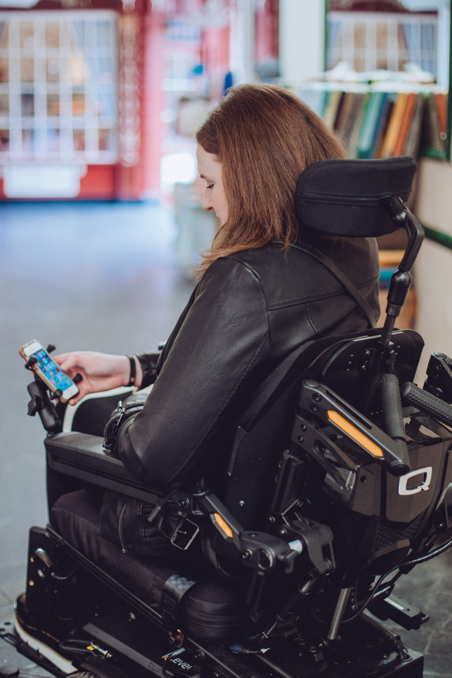 My Life Changing Powerchair