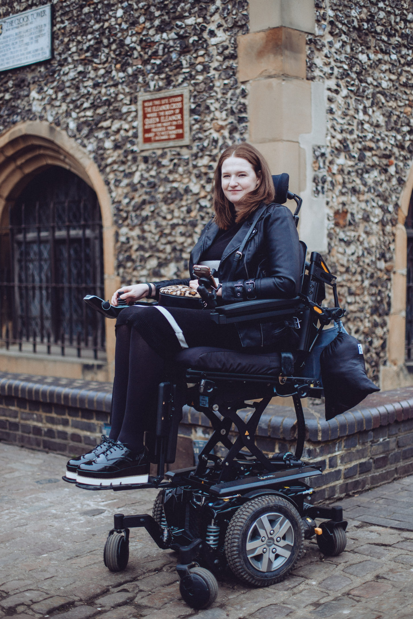 My Life Changing Powerchair 3