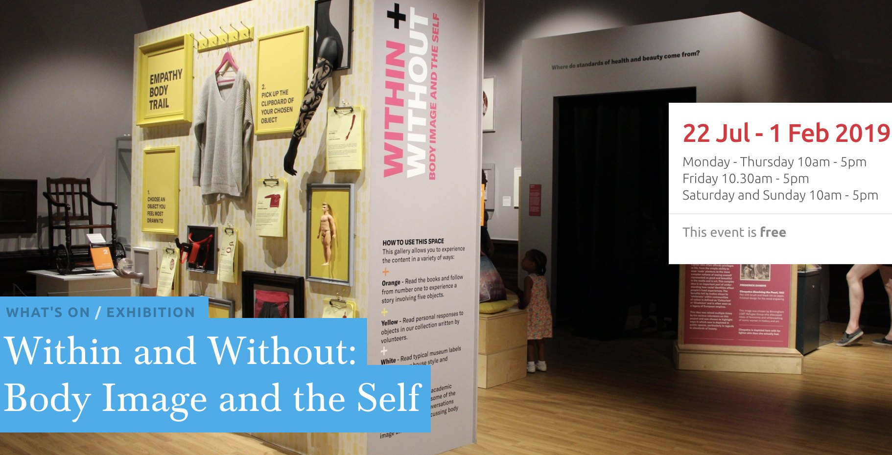 Within and Without: Body Image and the Self
