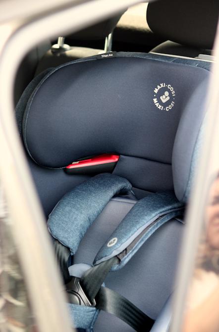 Titan Pro, Car Seat, She Might Be, Maxi-Cosi
