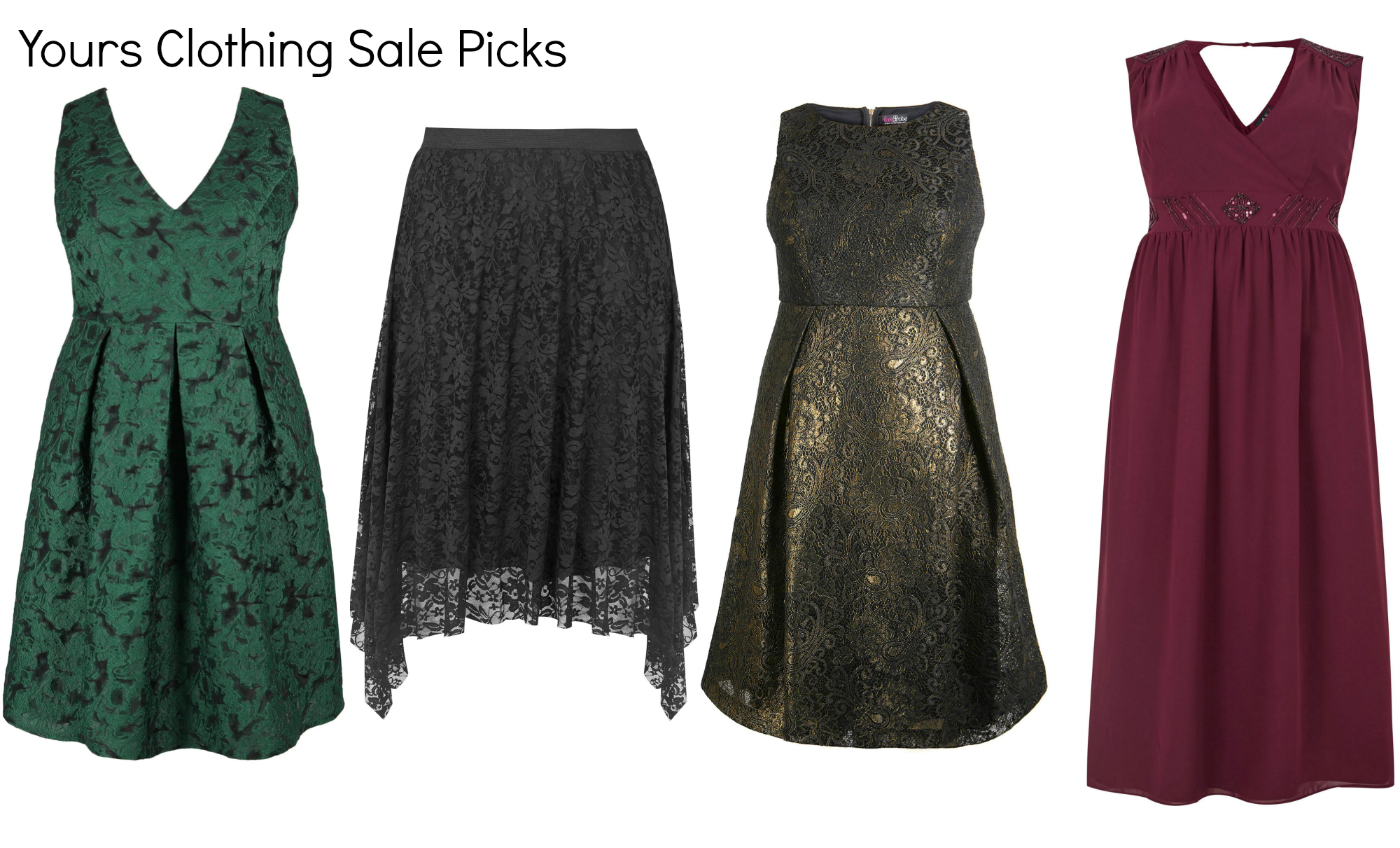 Yours Clothing plus size Sale Picks